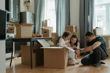 3 Ways to Protect Your New Home as Soon as You Move In