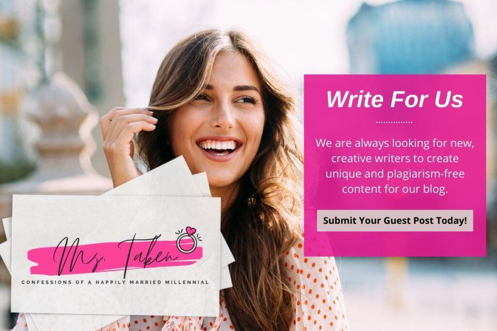 Write For Us -- MsTaken
